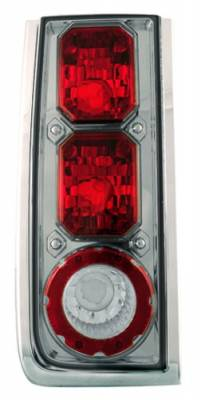 In Pro Carwear - Hummer H2 IPCW Taillights - Crystal Eyes - 1 Pair - CWT-CE343CS