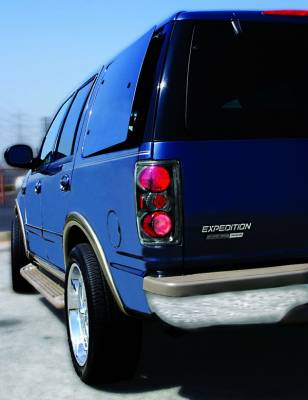 In Pro Carwear - Ford Expedition IPCW Taillights - Crystal Eyes - 1 Pair - CWT-CE501ECF