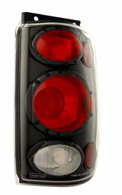 In Pro Carwear - Ford Explorer IPCW Taillights - Crystal Eyes - 1 Pair - CWT-CE510CF