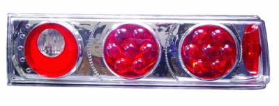 In Pro Carwear - Ford Mustang IPCW Taillights - Crystal Eyes - 1 Pair - CWT-CE516
