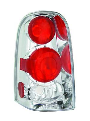 In Pro Carwear - Ford Escape IPCW Taillights - Crystal Eyes - 1 Pair - CWT-CE540C
