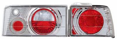 In Pro Carwear - Honda Accord 2DR & 4DR IPCW Taillights - Crystal Eyes - 1PC - CWT-CE708