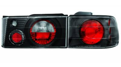 In Pro Carwear - Honda Accord 2DR & 4DR IPCW Taillights - Crystal Eyes - 1PC - CWT-CE708CB