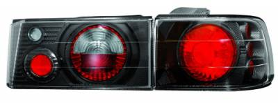 In Pro Carwear - Honda Accord 2DR & 4DR IPCW Taillights - Crystal Eyes - 1PC - CWT-CE708CF