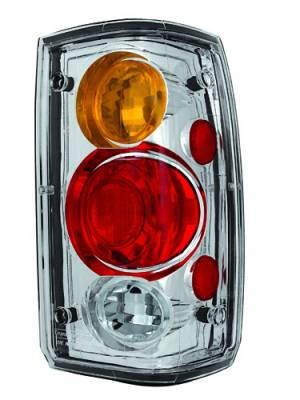 In Pro Carwear - Mazda B-Series Truck IPCW Taillights - Crystal Eyes - 1 Pair - CWT-CE804CA