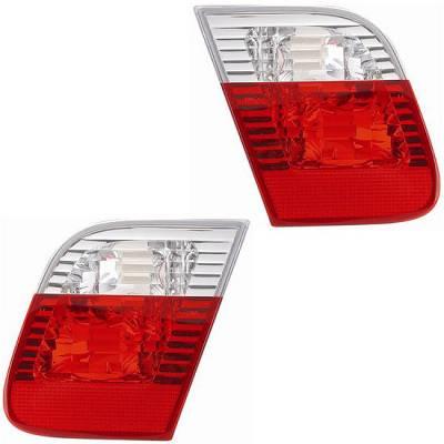 MotorBlvd - BMW Bumper Tail Lights