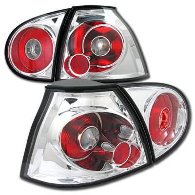 MotorBlvd - Volkswagen Golf Tail Lights
