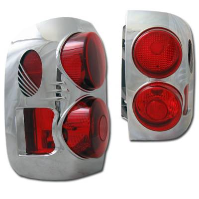 MotorBlvd - Infiniti Tail Lights