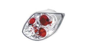 Matrix - Chrome Taillights - MTX-09-2076