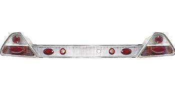 Matrix - Chrome Taillights - MTX-09-259
