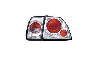 Matrix - Chrome Taillights - MTX-09-277
