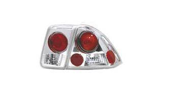 Matrix - Chrome Taillights - MTX-09-334