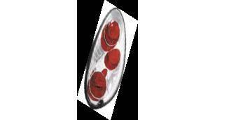 Matrix - Chrome Taillights - MTX-09-369