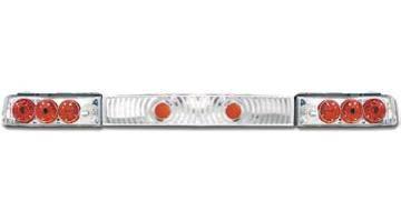 Matrix - Chrome Taillights - MTX-09-396