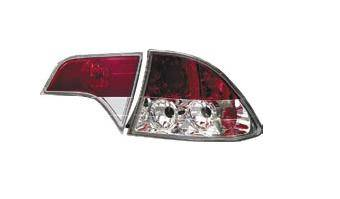 Matrix - Chrome Taillights - MTX-09-4063