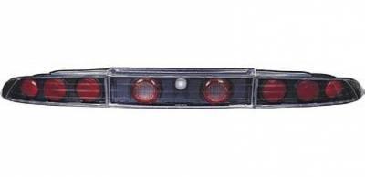 Matrix - Euro Taillights with Carbon Fiber Housing - MTX-09-808