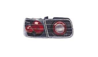 Matrix - Euro Taillights with Carbon Fiber Housing - MTX-09-810
