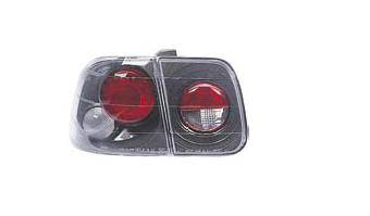 Matrix - Euro Taillights with Carbon Fiber Housing - MTX-09-813