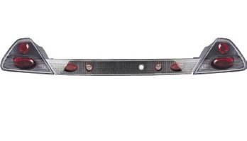 Matrix - Euro Taillights with Carbon Fiber Housing - MTX-09-850