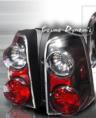Motor Blvd - Black Altezza Taillights