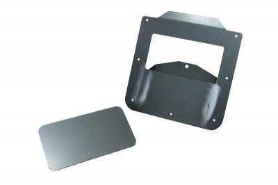 Hot Rod Deluxe - Chevrolet CK Truck Hot Rod Deluxe Tailgate Handle Relocator Kit with Filler Plate - HR103
