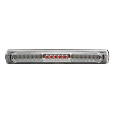 MotorBlvd - F250 LD LED 3RD BRAKE LIGHT CHROME