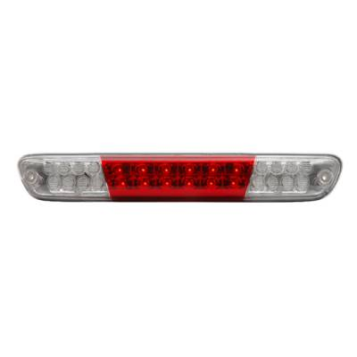 MotorBlvd - COLORADO/CANYON LED 3RD BRAKE LIGHT RED AND CLEAR