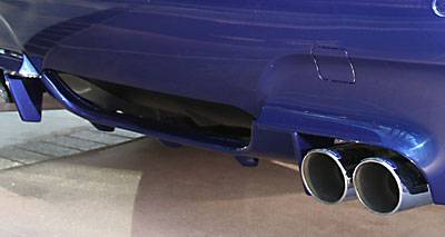 RD Sport - Rear Diffuser Add-on E60 Carbon Kevlar