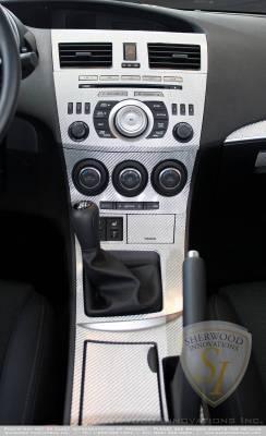 Sherwood - Mazda 3 Sherwood 2D Flat Dash Kit