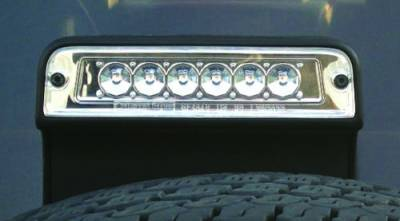 In Pro Carwear - Jeep Wrangler IPCW LED Third Brake Light - 1PC - LED3-407C