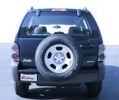 In Pro Carwear - Jeep Liberty IPCW LED Third Brake Light - 1PC - LED3-410C