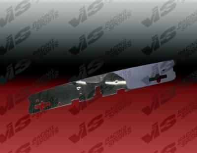 VIS Racing - Honda S2000 VIS Racing Techno-R Carbon Fiber Radiator Cooling Plate - 00HDS2K2DCUS-101C