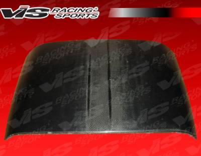 VIS Racing - Lotus Elise VIS Racing OEM Style Carbon Fiber Hard-Top - 02LTELI2DOE-030C