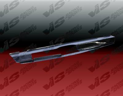 VIS Racing - Mitsubishi Lancer VIS Racing D1 Carbon Fiber Radiator Cooling Plate - 03MTEV84DD1-101C