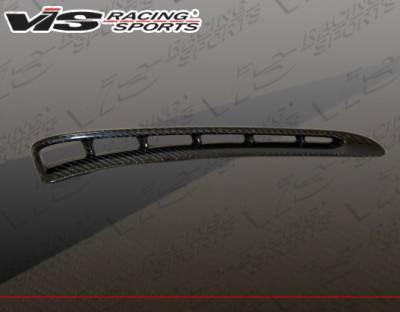 VIS Racing - Porsche Panamera VIS Racing Demax Carbon Fiber Fender Vents - 10PS9704DDMX-037C