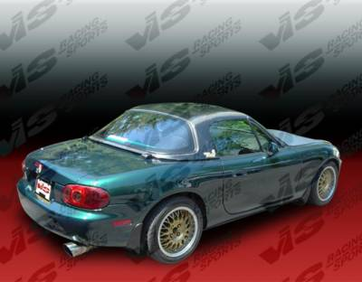 VIS Racing - Mazda Miata VIS Racing OEM Style Carbon Fiber Hard-Top - 90MZMX52DOE-030C