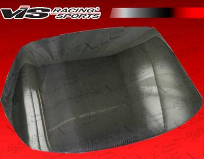 VIS Racing - Acura NSX VIS Racing OEM Style Carbon Fiber Rear Windshield - 91ACNSX2DOE-RWC
