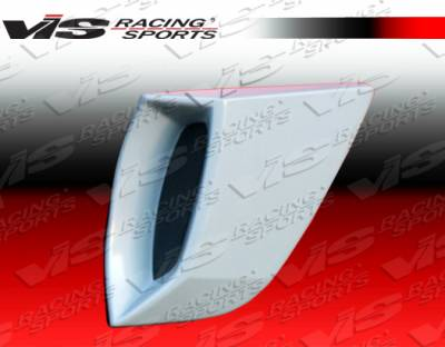 VIS Racing. - Ford Mustang VIS Racing Stalker Side Scoop - 94FDMUS2DSTK-019