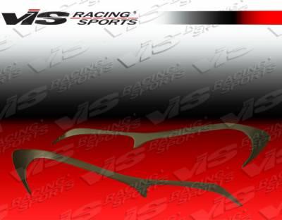 VIS Racing. - Nissan Silvia VIS Racing Custom Eyelid - 99NSS152DCUS-081C