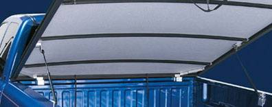 Lund - Chevrolet Silverado Lund Genesis Hinged Tonneau