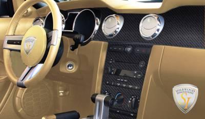 Sherwood - Toyota Celica Sherwood 2D Flat Dash Kit