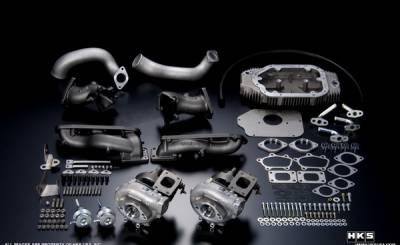 HKS - Nissan 350Z HKS Turbo Set-Up Kit - 11001-AN005