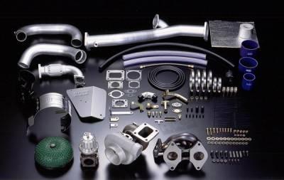 HKS - Toyota Supra HKS Full Turbo Upgrade - 11003-AT001