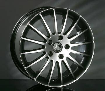 JE Design - 18 or 19 Inch Felgen - VW 4 Wheel Package