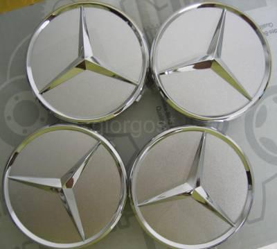 Mercedes - AMG Wheel Caps Chrome