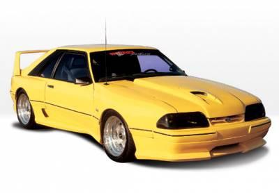VIS Racing - Ford Mustang VIS Racing Dominator Complete Body Kit Less Wing & Hood - 14PC - 591013