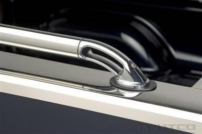 Putco - Chevrolet Silverado Putco Locker Side Rails - 89861