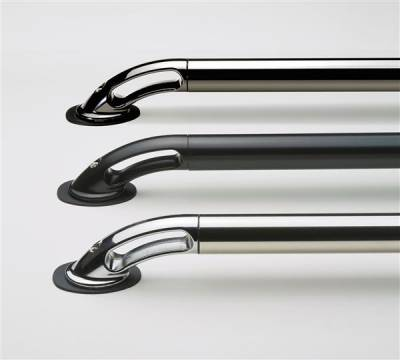 Putco - Chevrolet Silverado Putco Locker Side Rails - 89882