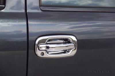 Putco - GMC Denali Putco Door Handle Covers - 400004