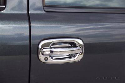 Putco - GMC Yukon Putco Door Handle Covers - 400004